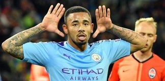 Goleada del Manchester City 3-0 sobre Shakhtar