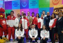 Presentación de la edición N° XXVII de los Juegos Deportivos Nacionales Escolares 2019