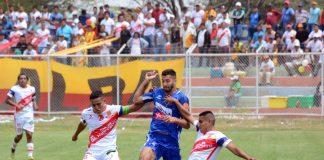 Santos FC empató con Altético Grau