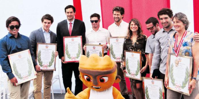 Laureles Deportivos del Perú