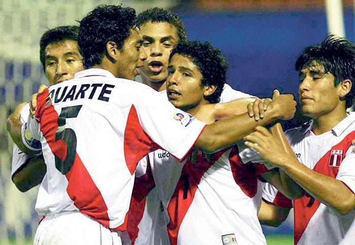 n Con los 'Jotitas' clasificó al mundial de Corea el 2007, Manco era la figura.