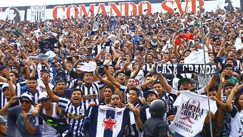 Alianza Lima - Comando SUR