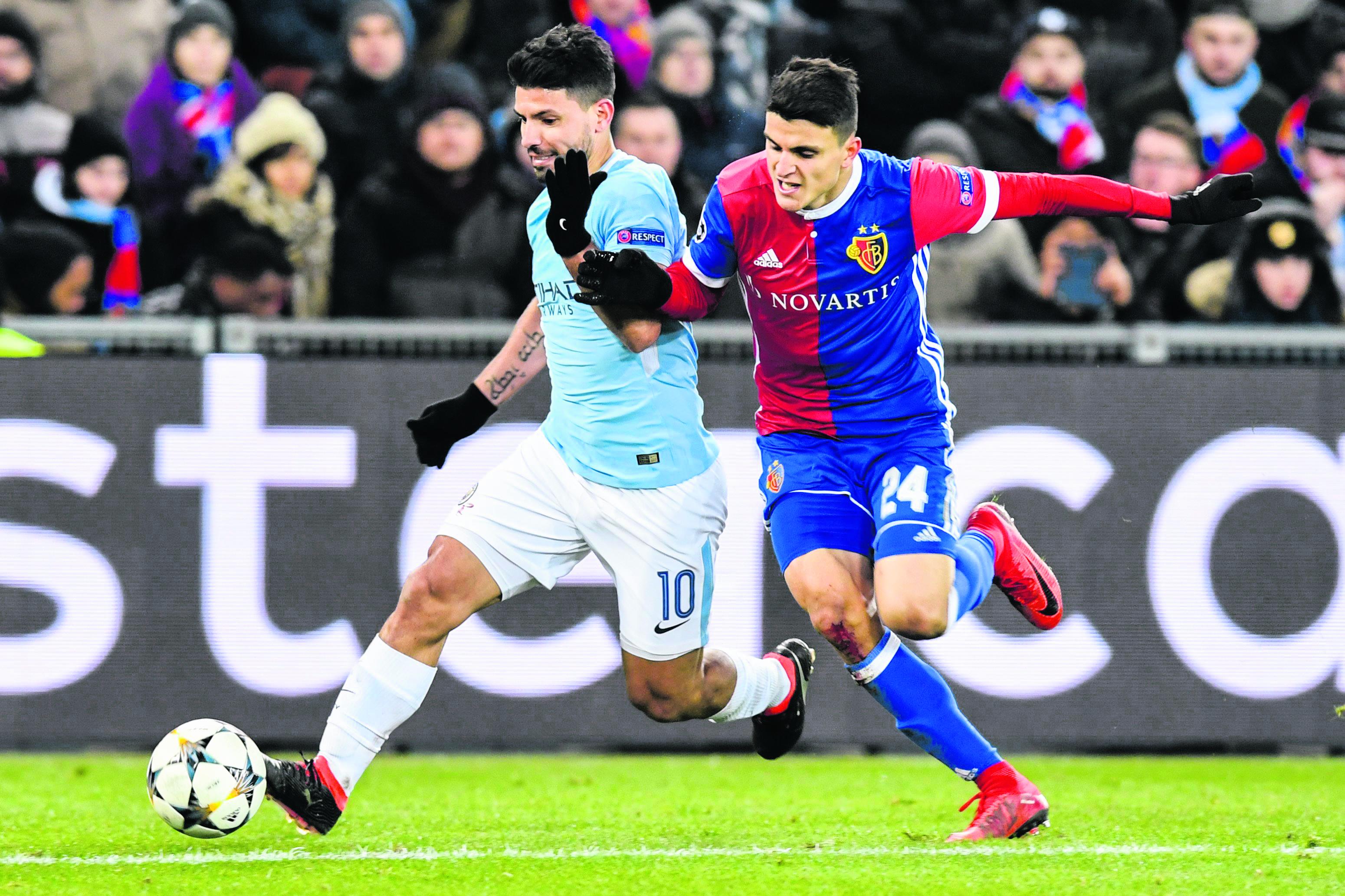 FC Basilea - Manchester City