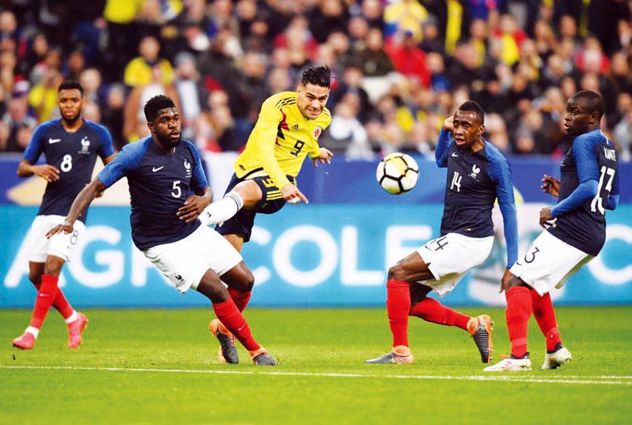 Francia-Colombia