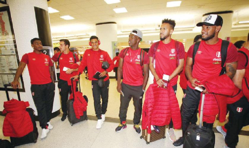 Selección peruana