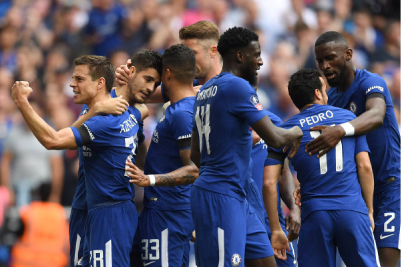 Chelsea derrotó sin problemas 2-0 al Southampton