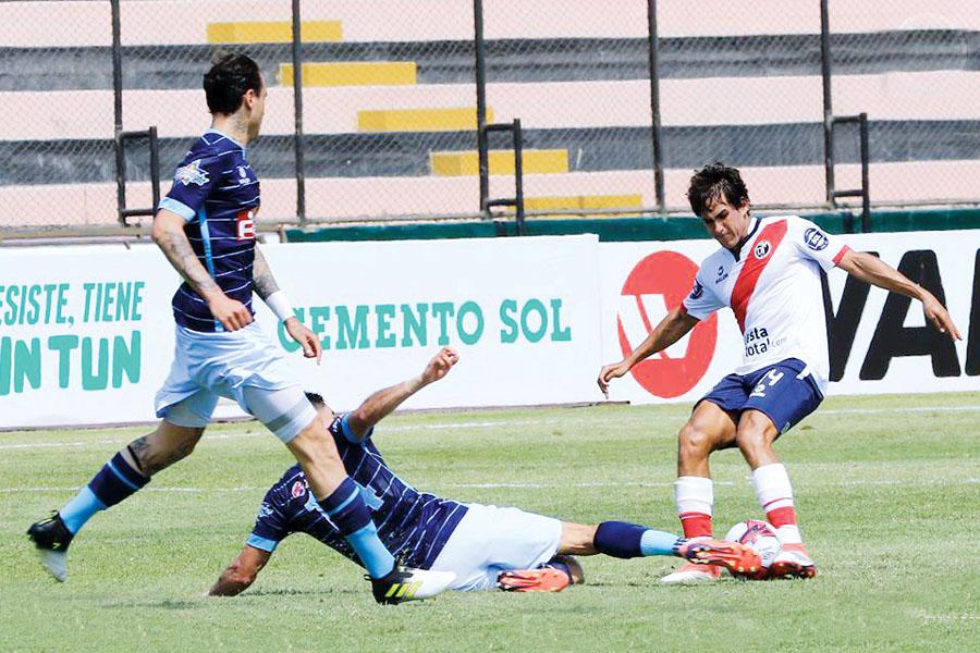 Deportivo Municipal vs Deportivo Binacional