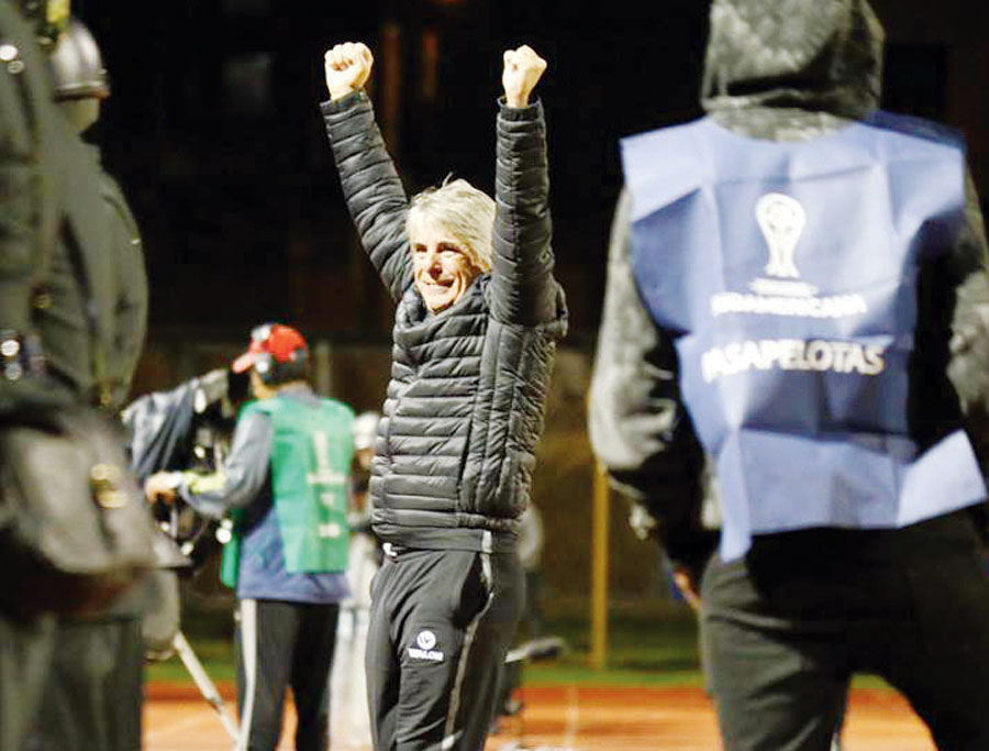 Marcelo Grioni entrenador de Sport Huancayo