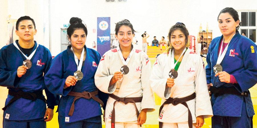 Delegación peruana de Judo