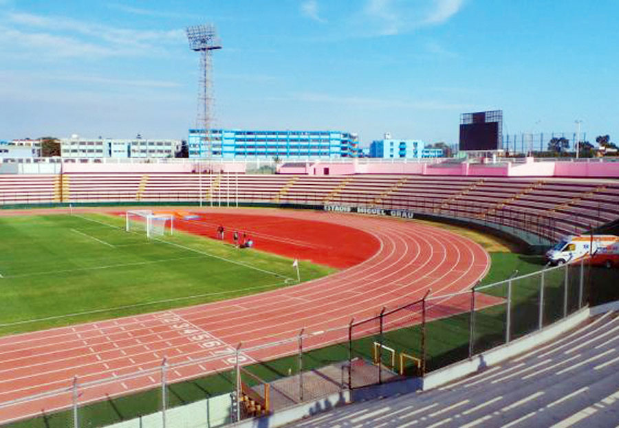 Estadio Miguel Grau del Callao