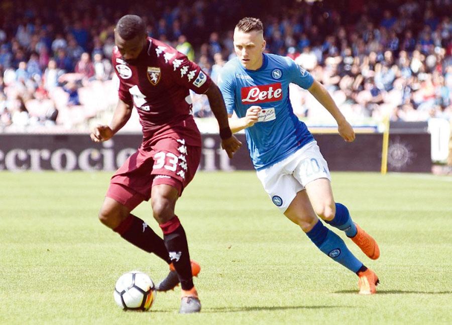 Napoli vs Juvemtus