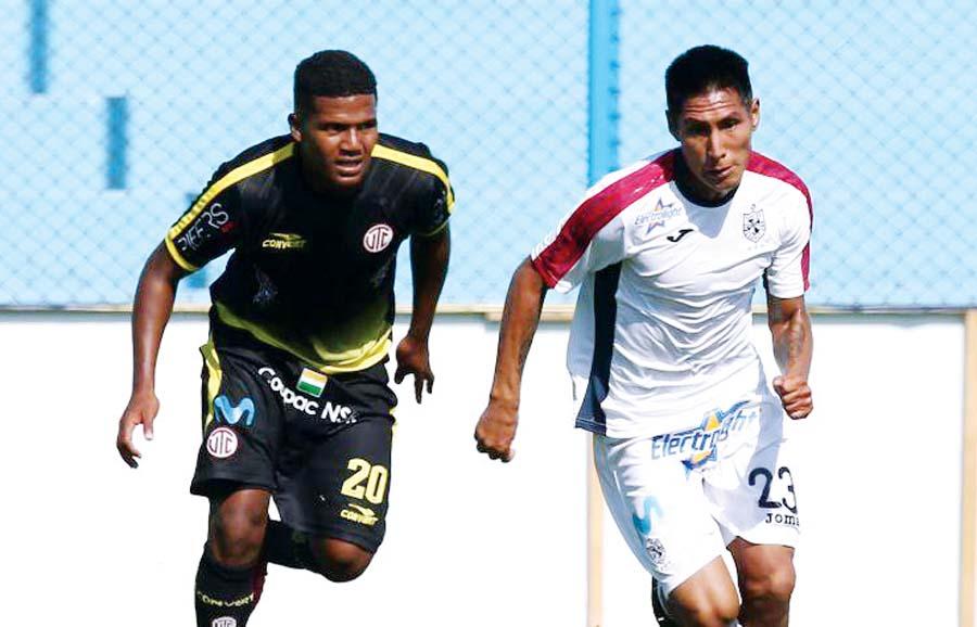 San Martín vs UTC