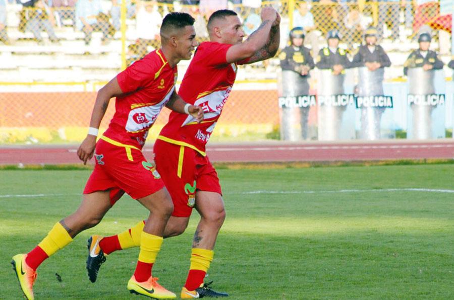 Sport Huancayo - Carlos Neumann