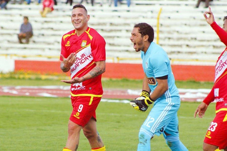Sporting Cristal - Patricio Álvarez