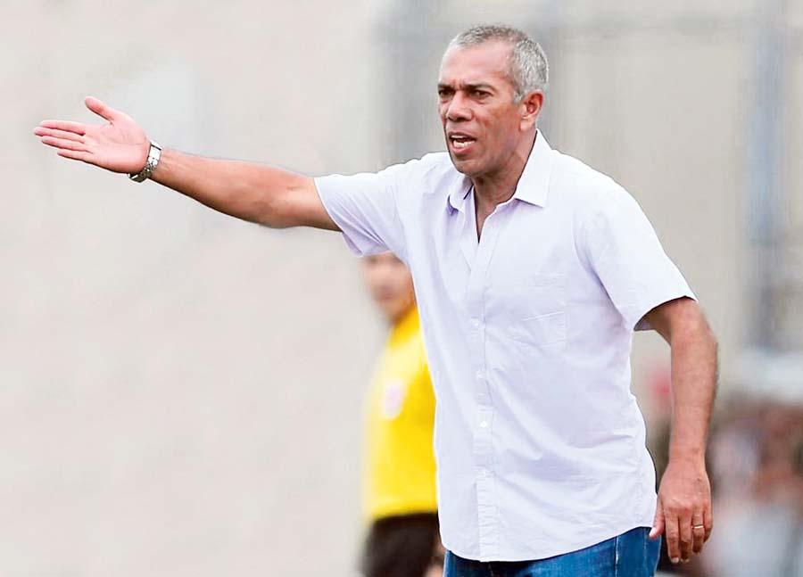 Wilmar Valencia, técnico de Sport Boys