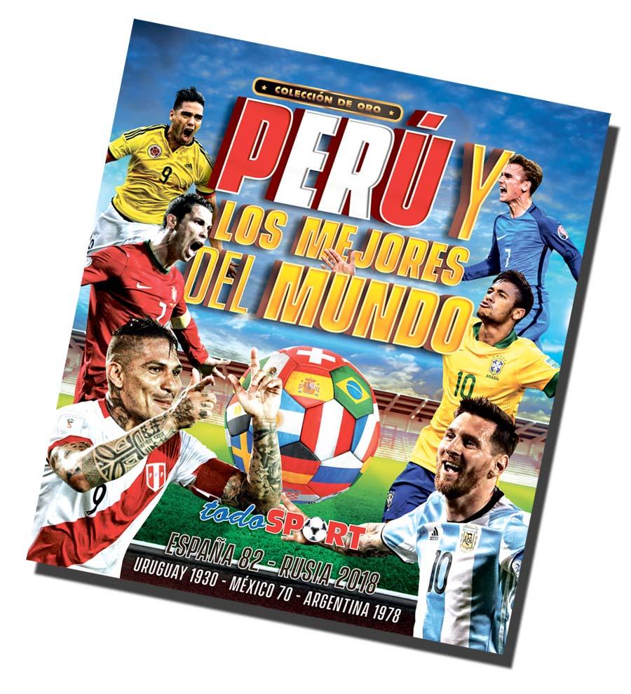 Album Perú y los mejores del mundo