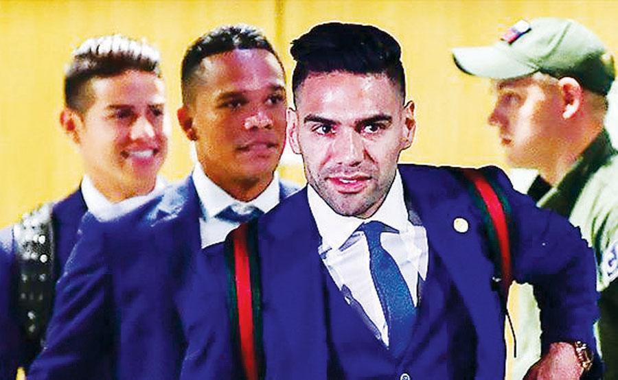 Seleccion colombiana