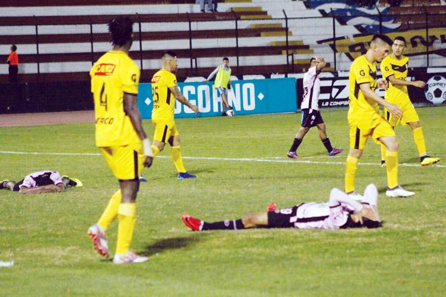 Cantolao vs Sport Boys
