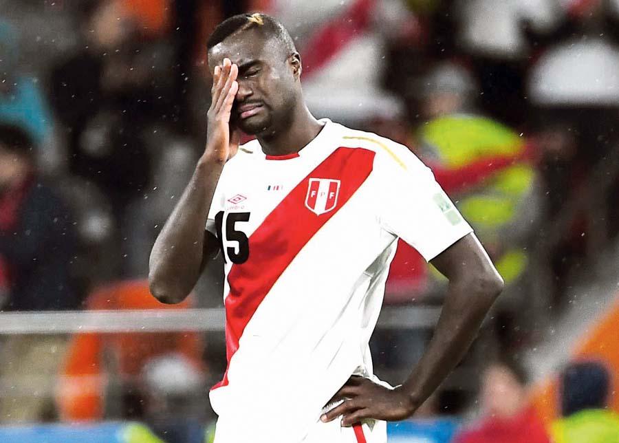 Christian no pudo contener las lágrimas tras caer ante Francia