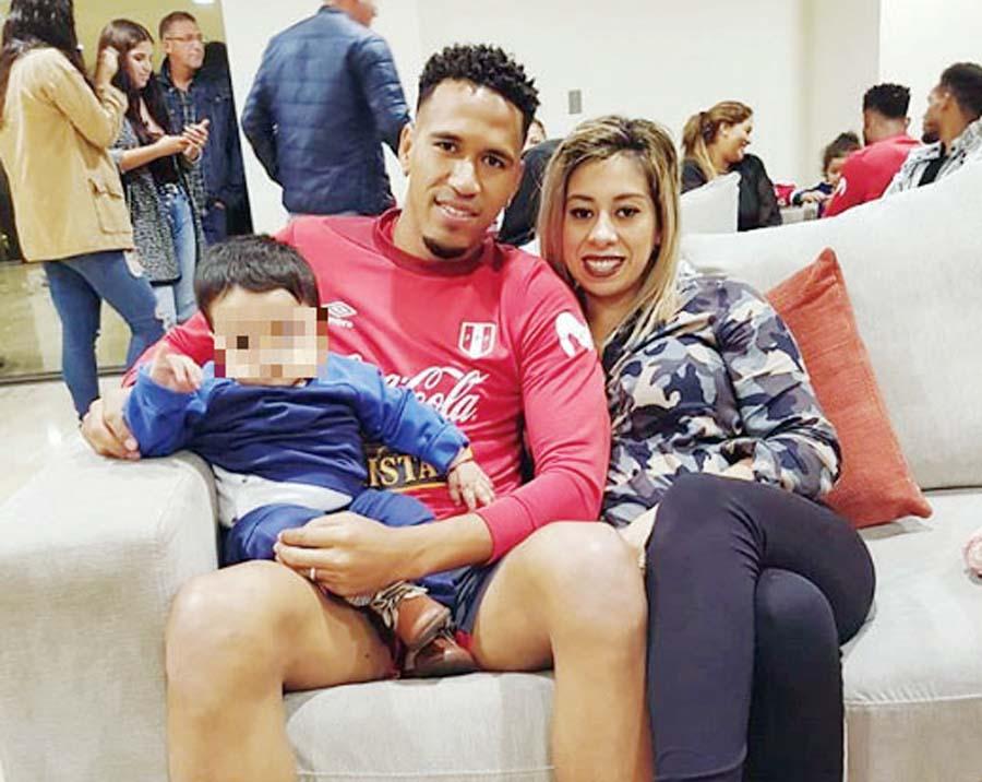 La familia es su mayor soporte (Pedro Gallese)