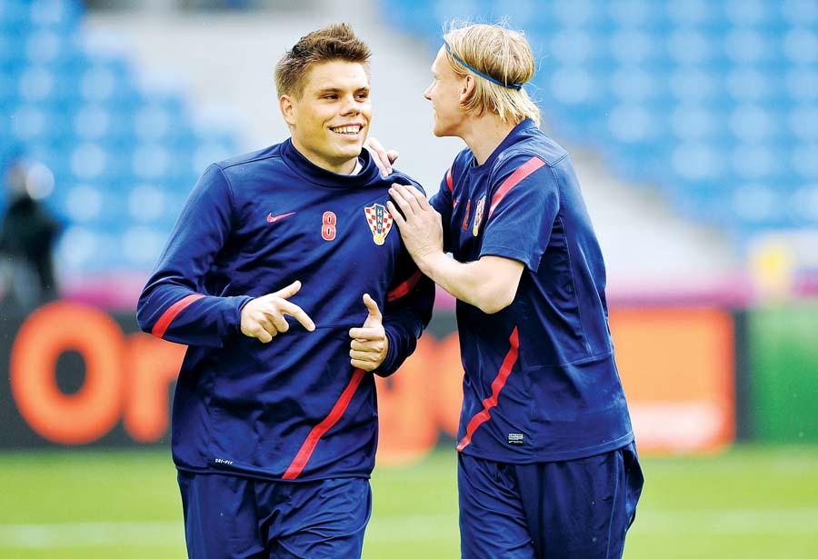 Selección Croata de Fútbol