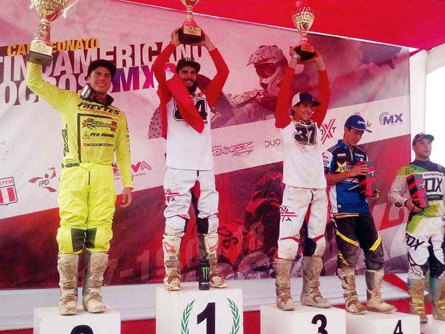 Campeonato Latinoamericano de Motocross clase MX2