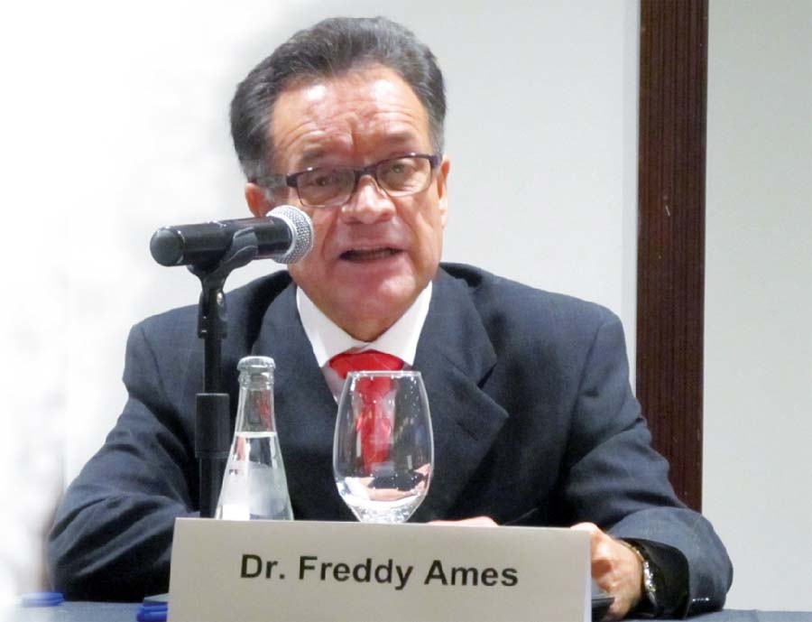 Freddy Ames