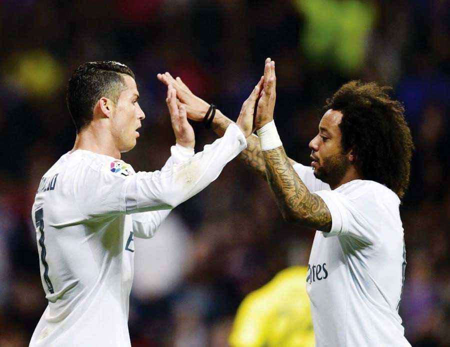 Juventus pide a Marcelo