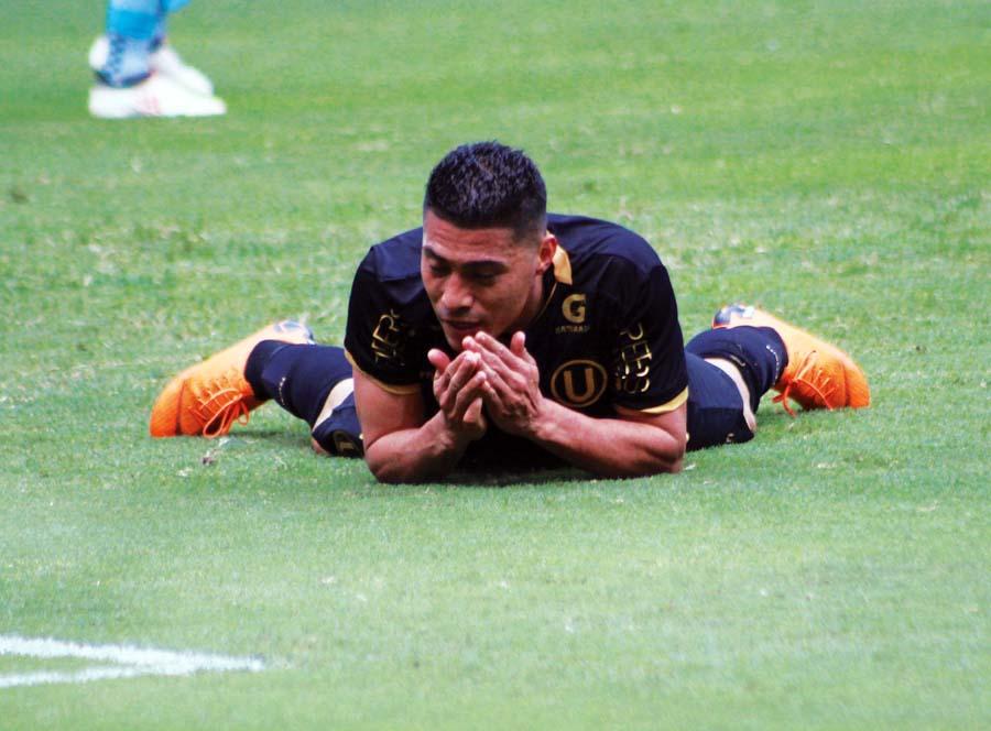 """La """"U"""" cayó de local 1-0 ante Real Garcilaso"""