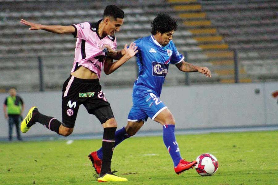 Unión Comercio vencio 4-2 a Sport Boys