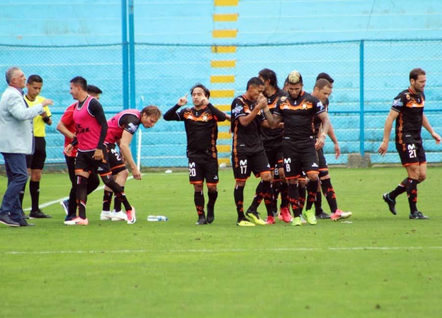Ayacucho sorprendió y venció 3-1 a la San Martín