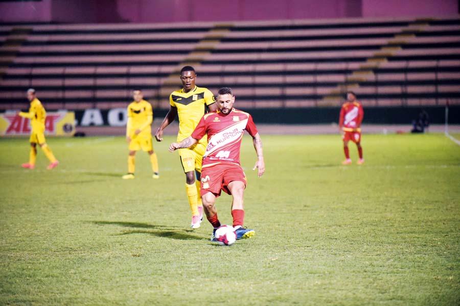 Cantolao y Sport Huancayo igualaron 1-1