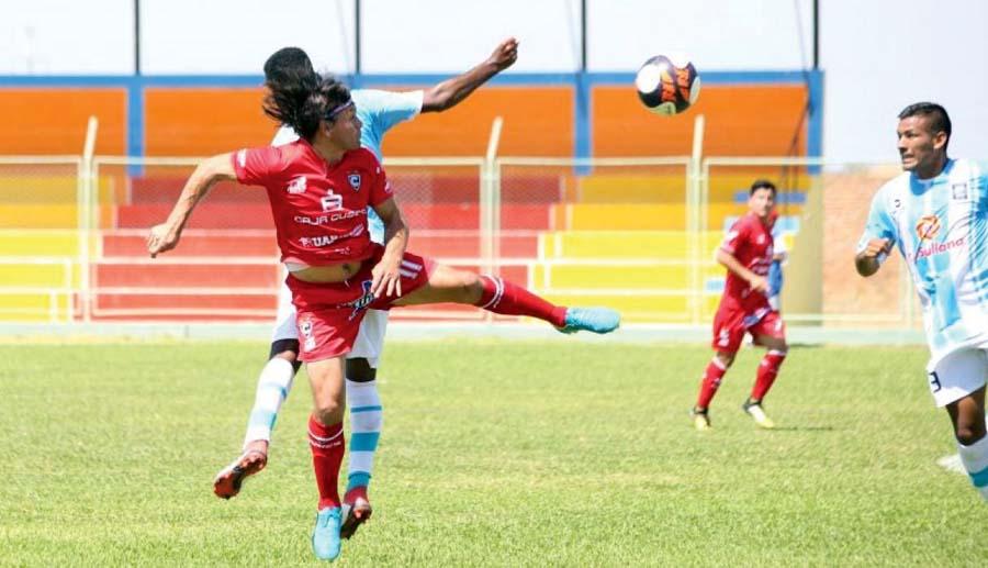 Cienciano 1-1 ante Alianza Atlético