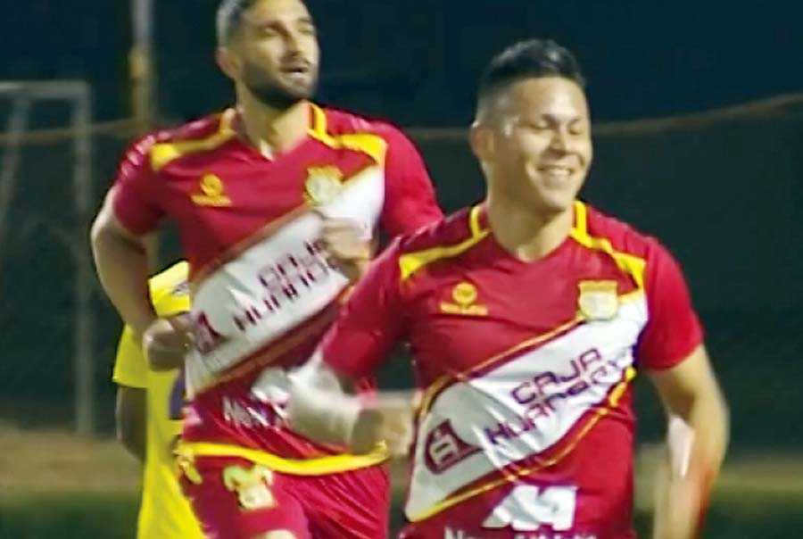 Huancayo superó 1-0 a Comerciantes Unidos