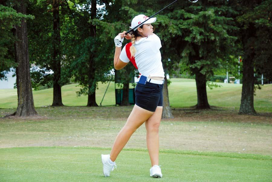Luisamarian Mesones nuestra representante en Campeonato Sudamericano Pre Juvenil de Golf 2018