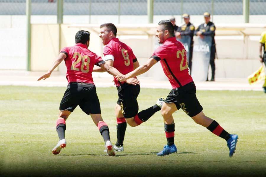 Melgar sale a derrotar al Sport Rosario