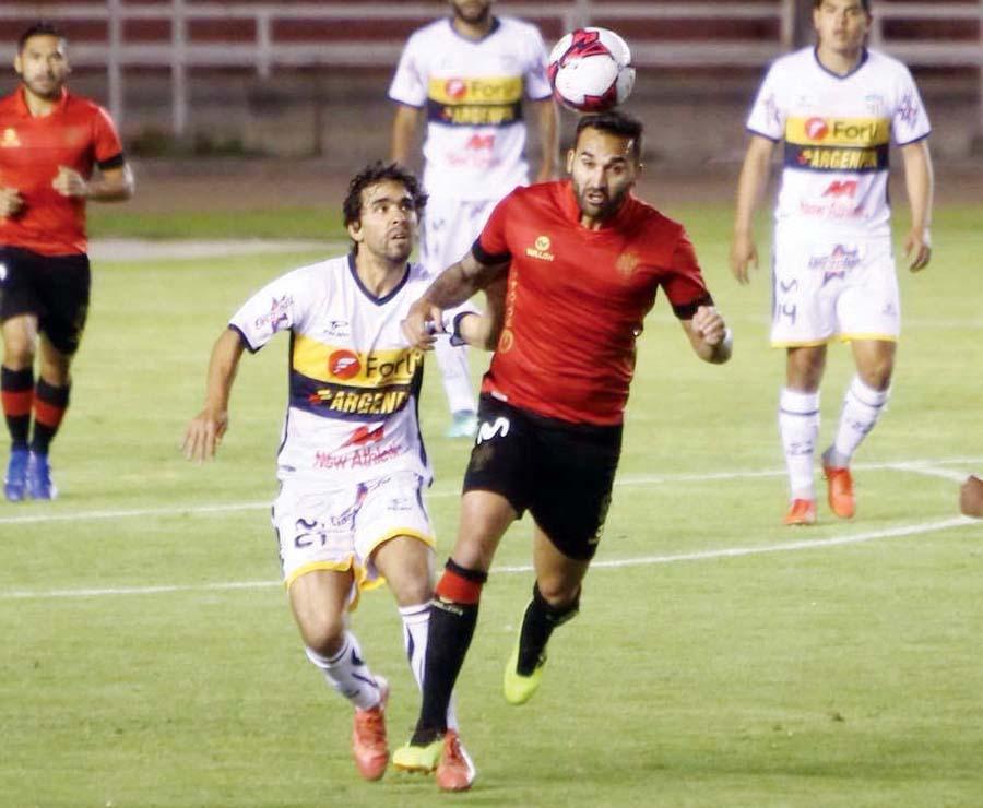Melgar venció 2-1 a Sport Rosario