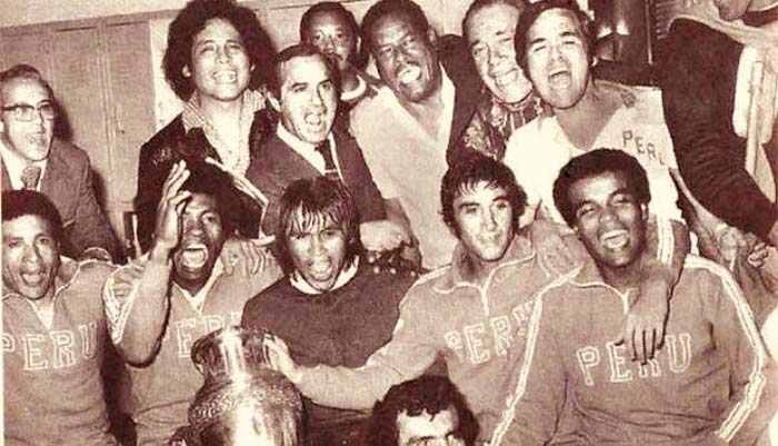 El domingo se cumplió 43 años del título de la Copa América