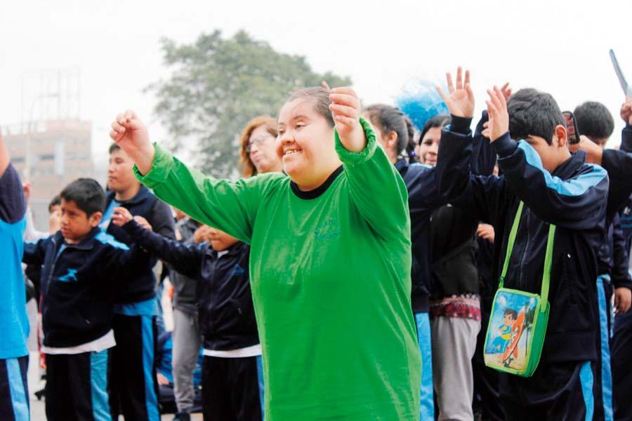 Festival Deportivo por el Día Nacional de la Persona con Discapacidad