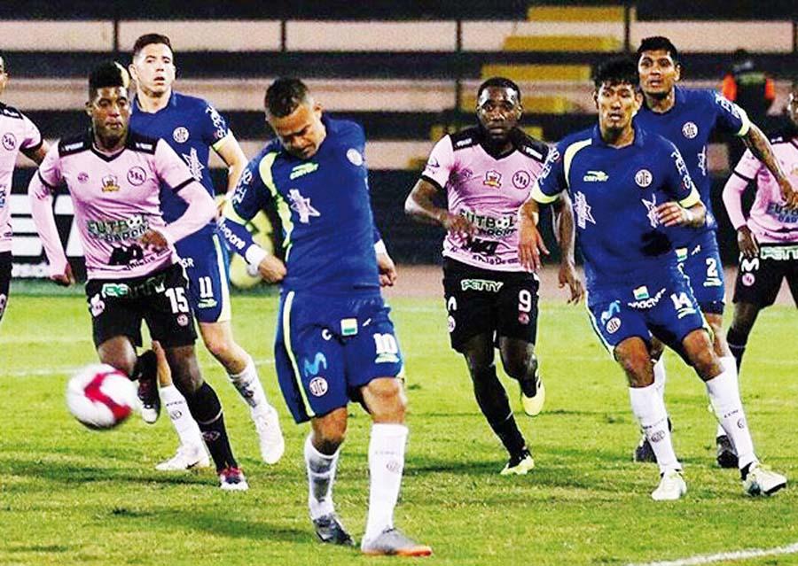 Sport Boys enfrenta a UTC