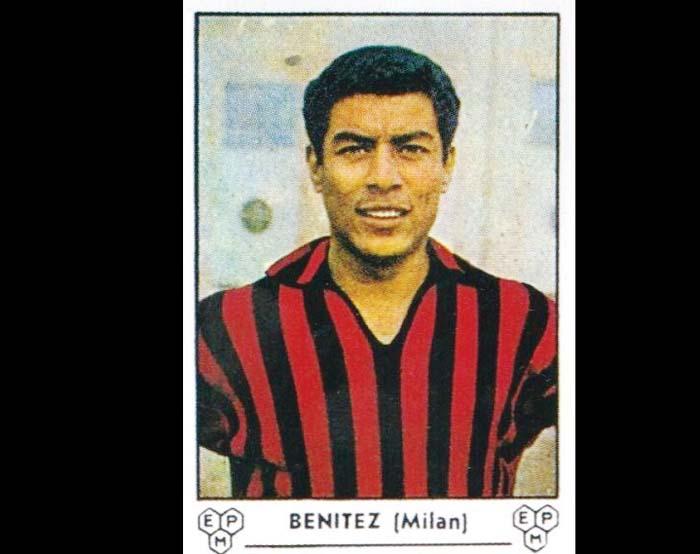 Víctor Benítez más conocido como el 'Conejo'