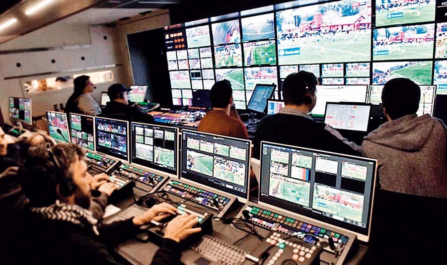 World Broadcaster Meeting - Juegos Lima 2019