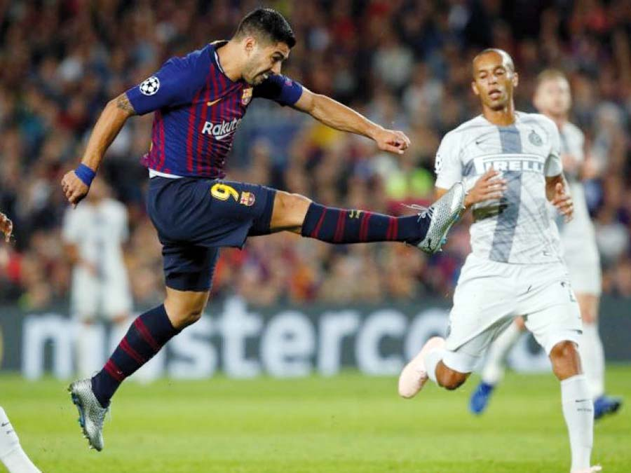 Barza espera vencer de visita al Inter