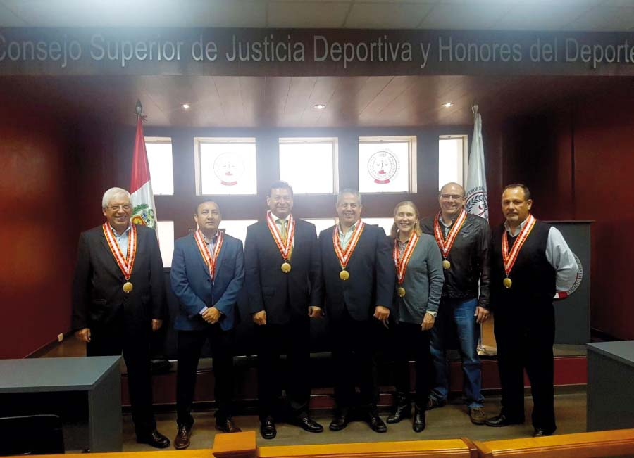 Consejo Superior de Justicia Deportiva y Honores del Deporte
