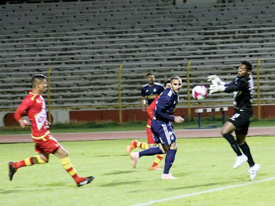 Cristal empato 1-1 ante Huancayo