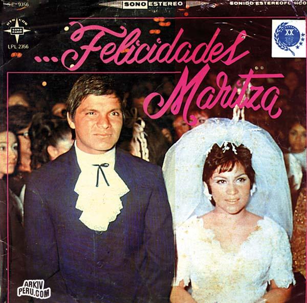Cuando Lucho La Fuente se casó con la princesita Maritza Rodríguez