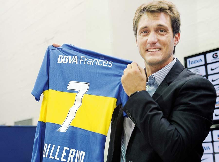 El 'Guille' nació en Gimnasia y Esgrima, pero se convirtió en emblema de Boca Juniors, como jugador y ahora como técnico