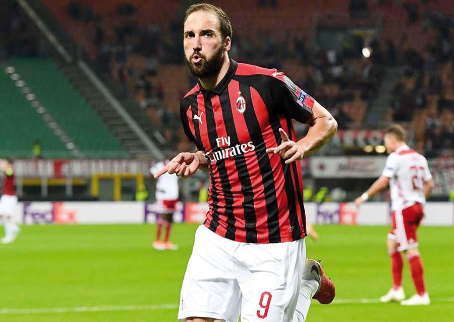 Milan obligado a vencer al Dudelange