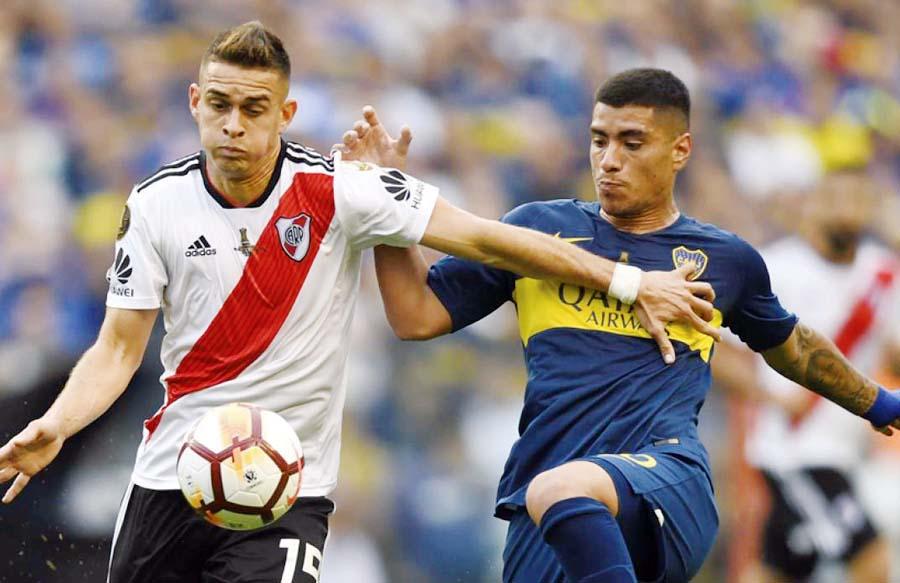 River Plate y Boca Junior
