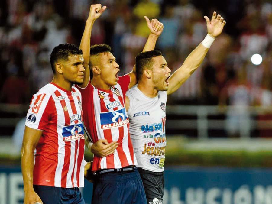 Atlético Junior VS Atlético Paranaense